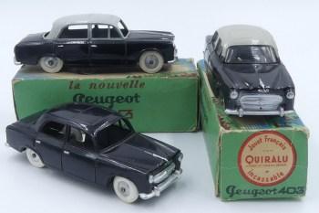 Quiralu Peugeot 403