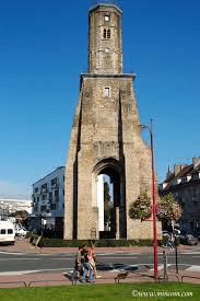 Calais la tour du guet