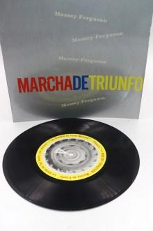 """""""Le disque"""" Massey Ferguson : marcha de triunfo"""