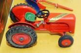 Tekno Ferguson tracteur dans son coffret