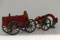 Savoye tracteur avec accessoire Kansas