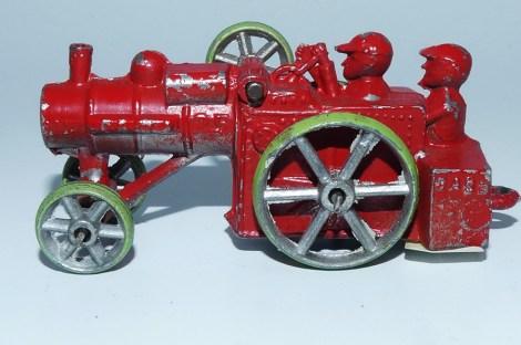 Kansas Locomobile à vapeur