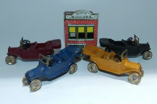 Tootsietoys Ford T