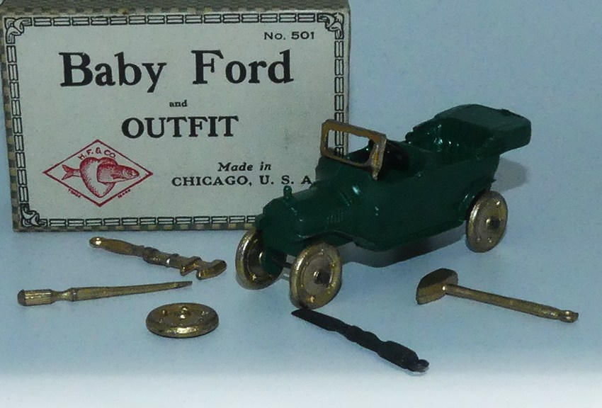 H.F & Co Ford T