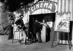 """""""Jour de fête"""" Jacques Tati : la tournée à l'américaine"""
