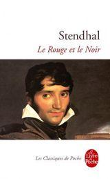 """""""Le rouge et le noir"""" de Stendhal"""