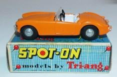 """Spot On MG """"A"""" cabriolet ...une couleur parmi les autres !"""