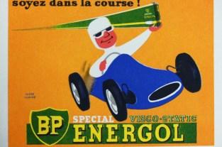 buvard BP publicitaire