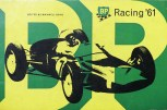 catalogue BP publicitaire avec palmarès 1961