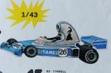 Safir Champion publicité pour la Ligier JS5
