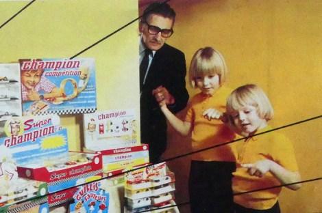 Safir Champion Monsieur Béqué et ses deux neveux !