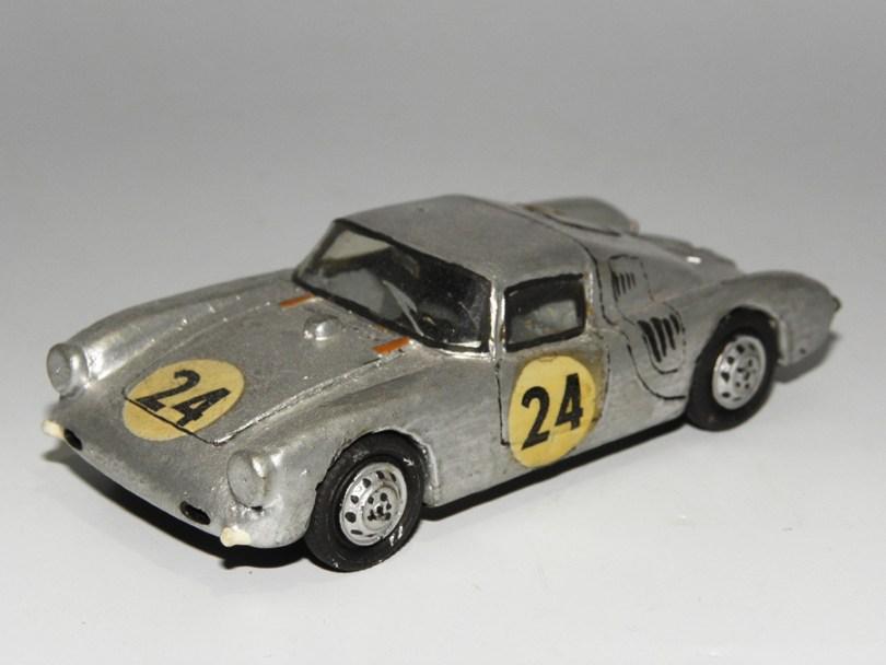 RD Marmande Porsche 1500 coupé Le Mans 1956