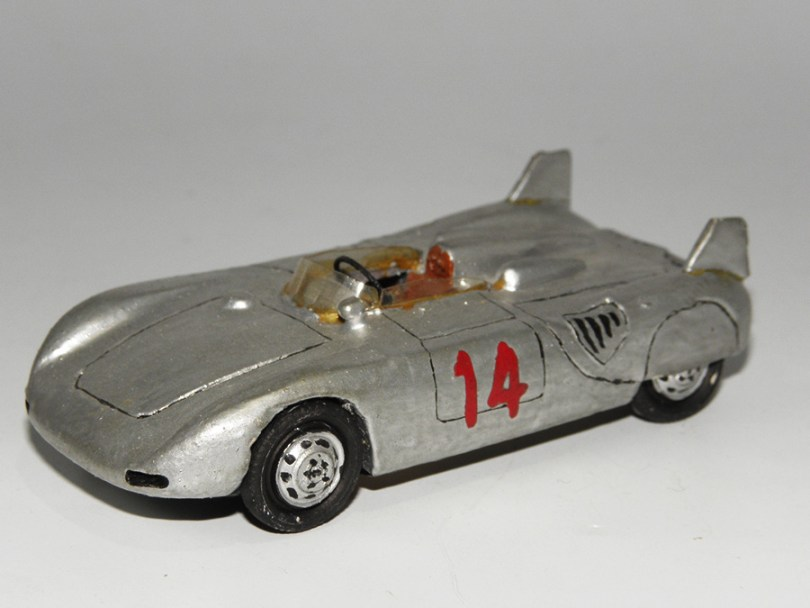 RD Marmande Porsche 1500 4cyl. formule 2 Reims 1958 J.Behra