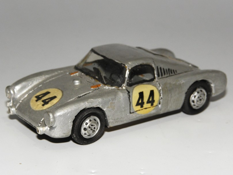 RD Marmande Porsche 4cyl. 1500 coupé Le Mans 1953