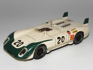 RD Marmande Porsche 908 L le Mans 1969
