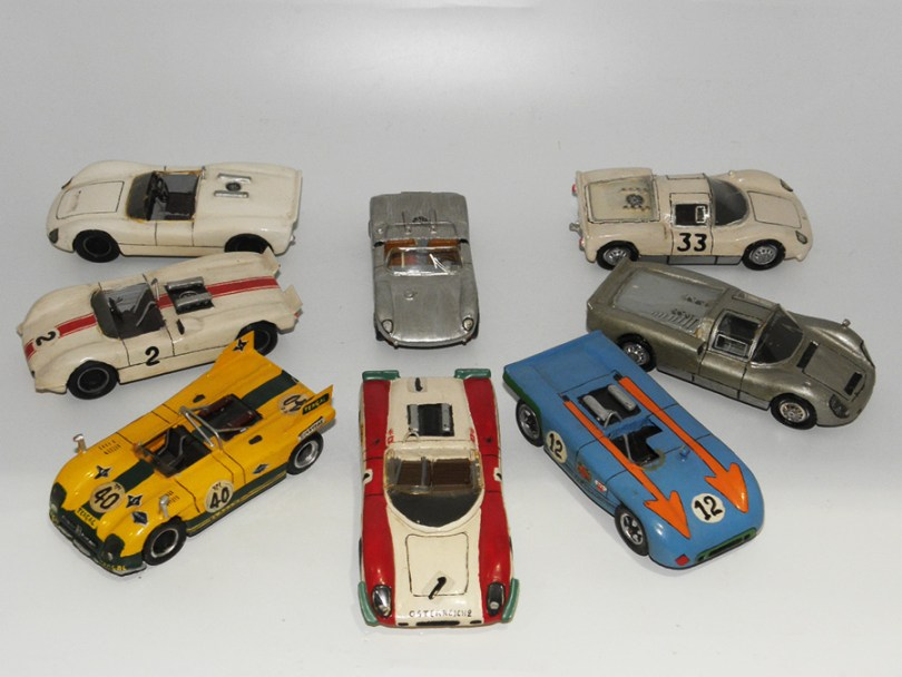 RD Marmande Porsche 908, 906 et 904