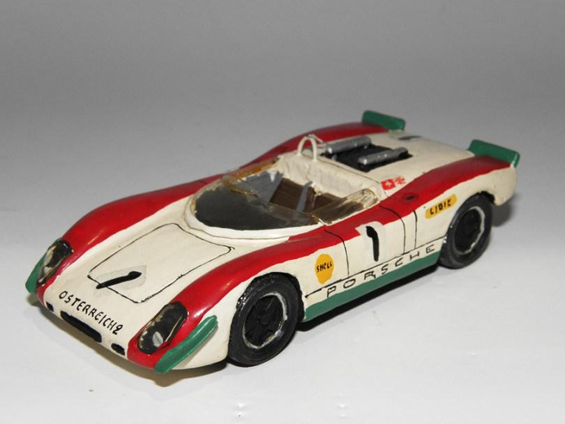 RD Marmande Porsche 908/02 1er 1000km Nürburgring 1969