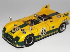 RD Marmande Porsche Carrera 908/03 Escuderia Montjuich Daytona 1972