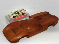 Safir Champion maquette bois Lola T70