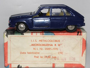 I.I.S Metaloglobus Renault 16 (Roumanie) 1/42