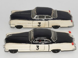 RD Marmande Cadillac 62 Le Mans 1950 deux interprétations