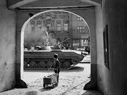 Fin du printemps de Prague 1968
