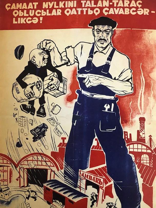 """Nikolaï Sneïder """"le procès du tire -au-flanc"""" 1931"""
