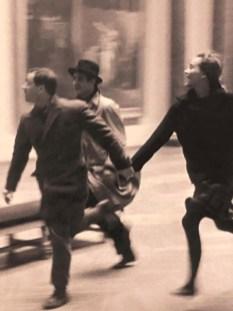 """Jean Luc Godard """"bande à part"""""""