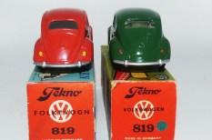 Tekno Volkswagen 1200'58 let 1200'63 (les feux arrière)