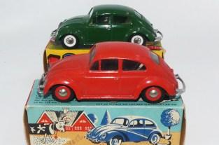 Tekno Volkswagen 1200'58 let 1200'63