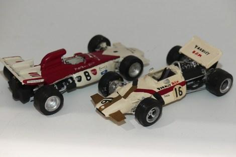 RD Marmande BRM 1971 et 1972