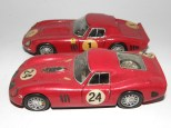RD Marmande Ferrari 250GTO 140 éme exemplaires et l'autre 7 éme exemplaire!