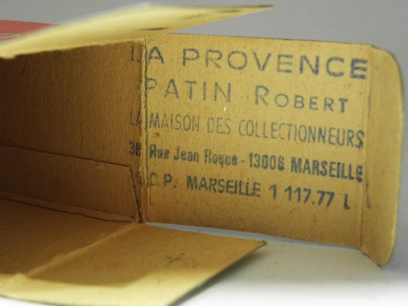 """""""La provence """" de Marseille le temple de Robert Patin"""