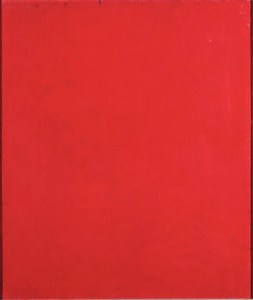 """Pur rouge"" d'Alexandre Rodchenko."