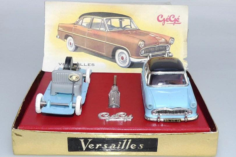 Gégé coffret de Montage Simca Versailles