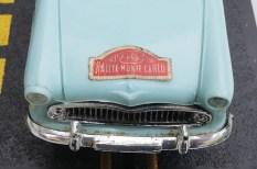 Gégé Simca Versailles rallye de Monte Carlo 1963 (circuit électrique)