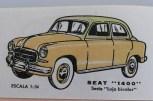 Jadali Seat 1400