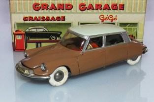 Gégé Citroën DS19 1/43