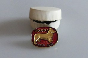 Corgi Toys badge
