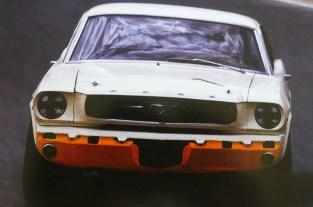 Ford Mustang de Titus saison 1967 Trans Am