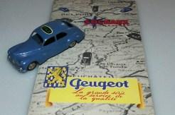 catalogue Peugeot 203 : La Suisse n'est pas loin !