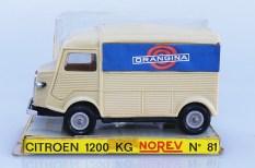 "Norev Citroën 1200Kgs fourgon ""Orangina"""