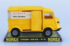 """Norev Citroën 1200Kgs fourgon """"Den Ouden"""""""