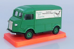 "Norev Citroën 1200Kgs fourgon ""La pie qui chante"""