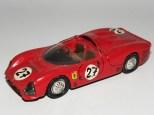 RD Marmande Ferrari 330 P3 barquette NART Le mans 1966