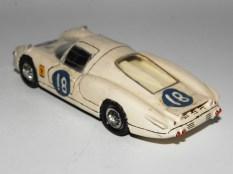 RD Marmande Ferrari 330 P2 coupé NART Le mans 1966