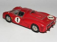 RD Marmande Ferrari 330 P3 1966 Spa