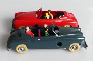 Solido Alfa Romeo cabriolet : départ en vacances