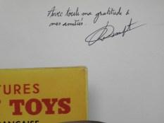 livre Dinky Toys auquel nous avons participé