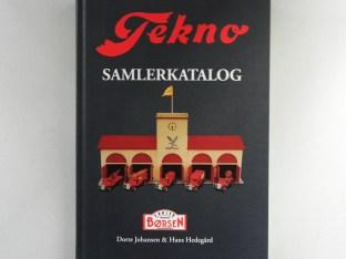 livre Tekno auquel nous avons participé